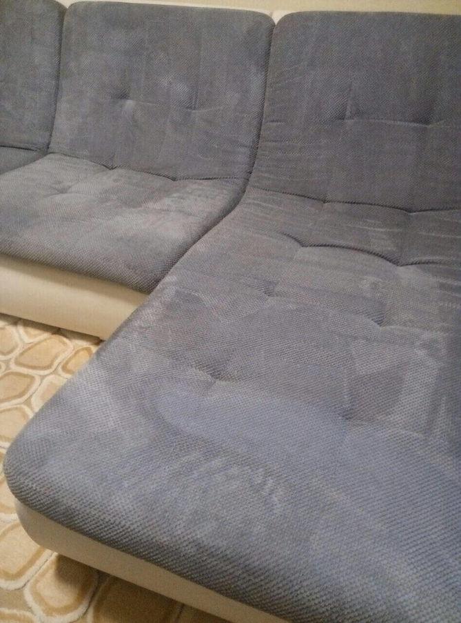 Чистка диванов Клининг