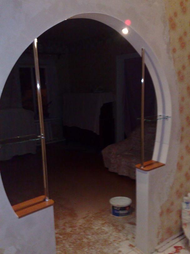 Ремонт арки