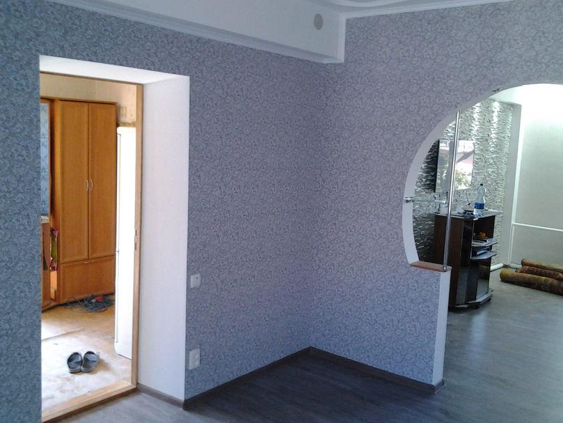 Шпаклевка комнатных стен