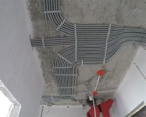 Монтаж электрики в квартире фото