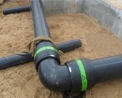 Монтаж канализации в квартире фото