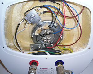 Ремонт водонагревателя фото