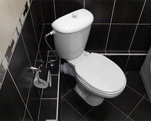 WC-poti foto paigaldamine